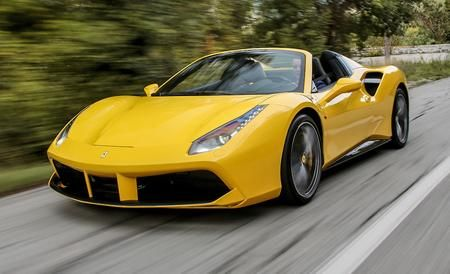 Ferrari 360 Spider One Of The Fastest