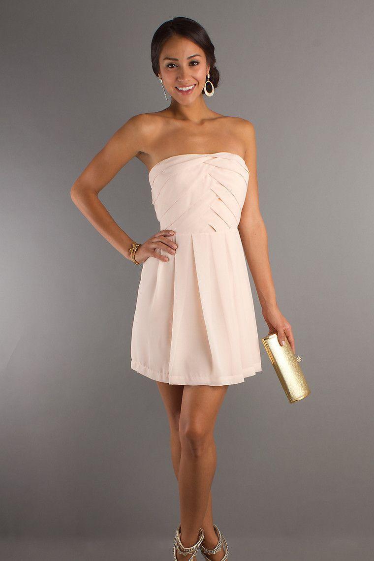 2012 dresses strapless sheathcolumn shortmini