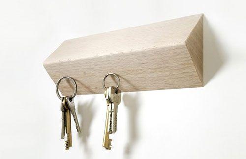 Magnetic-Key-Holder