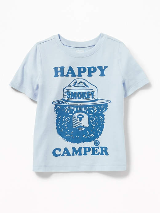 9cdd6765 Old Navy Smokey Bear Happy Camper Tee for Toddler Boys | My Saves in ...