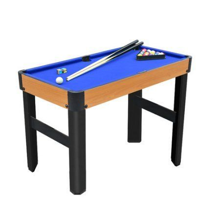 Playcraft Sport Bank Shot Inch Pool Table With Standard LegsBlue - 40 inch pool table