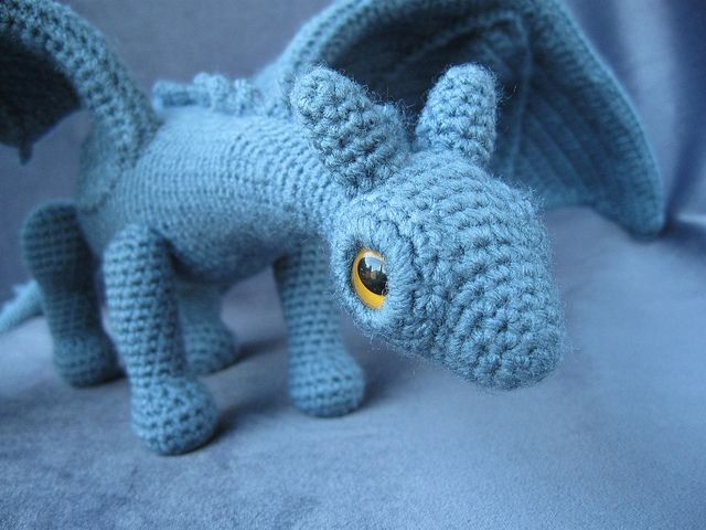 Amigurumi Baby Dragon : Best crochet dragons images crochet animals
