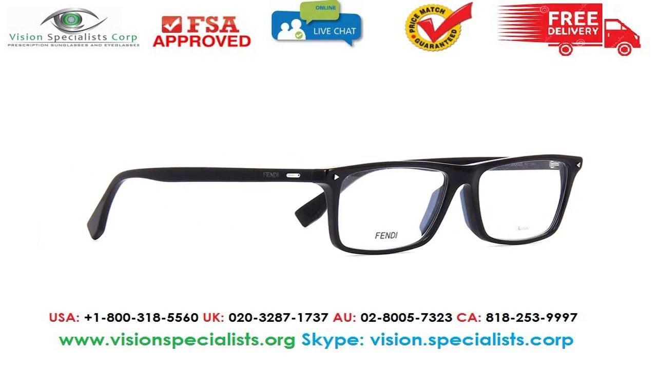 fc1223767dba9 Fendi FF M0005 807 Glasses