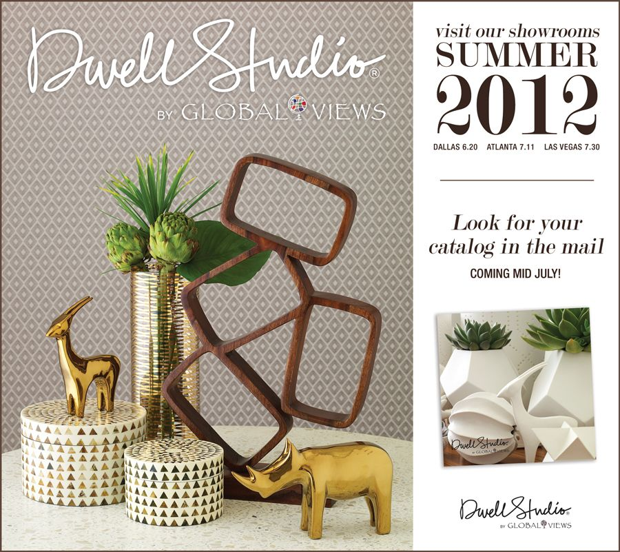 @DwellStudio New Wholesale Catalog Has Dropped!!
