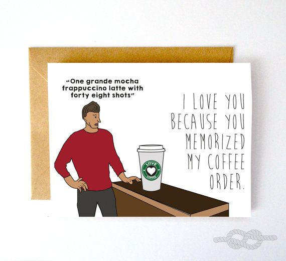 Funny Valentines Card Valentines Day Card Funny by KnottyCards