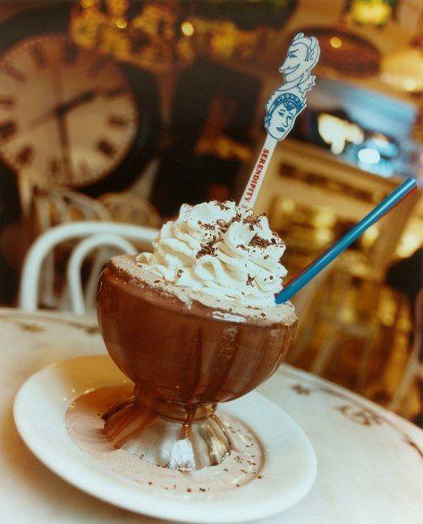 7 Ways To Celebrate National Chocolate Day Today Frozen Hot Chocolate Hot Chocolate Drinks Hot Chocolate