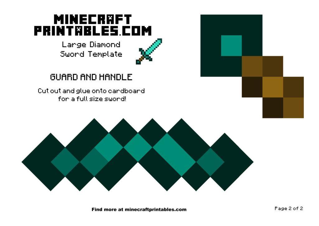 minecraft printable pictures # 3
