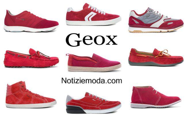 Scarpe Geox primavera estate 2015 moda uomo | Scarpe Moda
