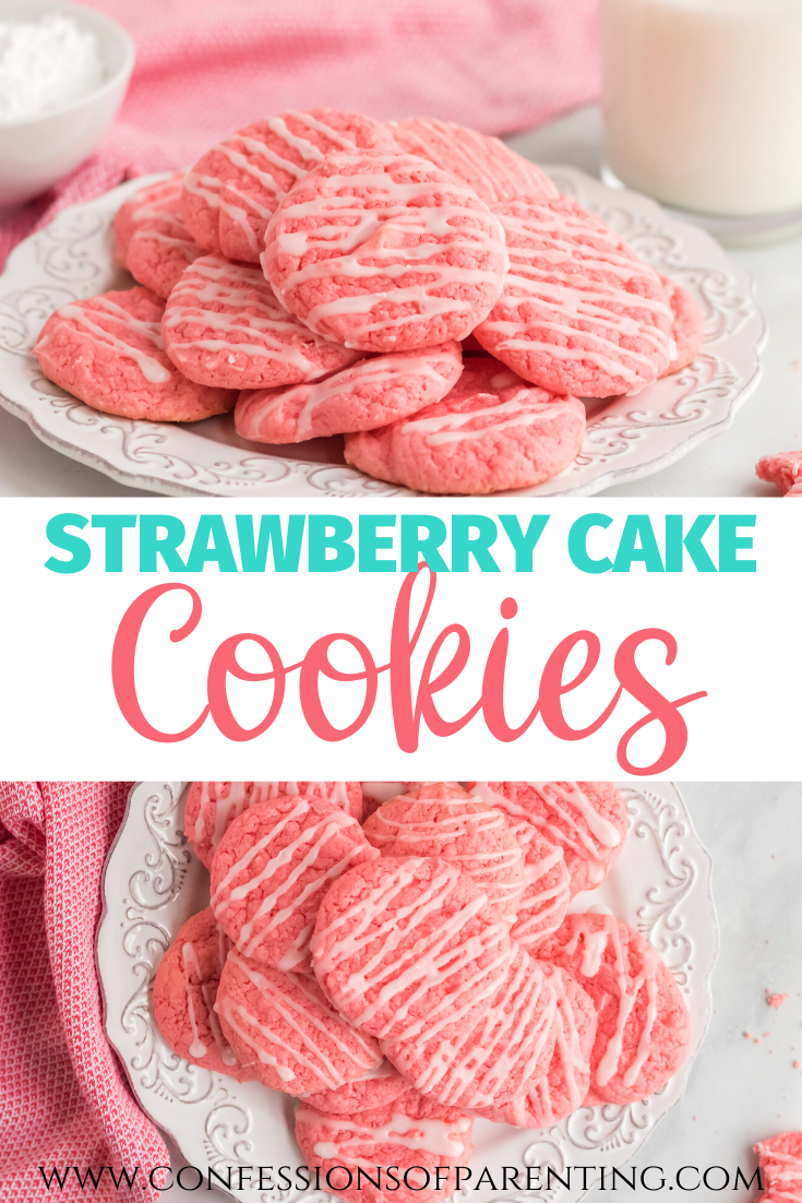 These strawberry cake mix cookies are the best easy cookies for you to make! These cake mix cookies make the best Valentine's Day cookies and are the perfect Valentine's Day Dessert this year! #Valentinesday #Valentinescookies #valentinesdessert    You'll be able to of course commence decorating your own home at any time but Specially throughout your Xmas vacation, you can find Everyone extremely linked to decorating their homes and on... #Cake #Cookies #Mix #strawberry #Valentines day food