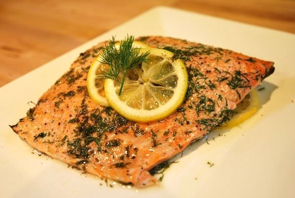 How To Oven Poach A Salmon Steak