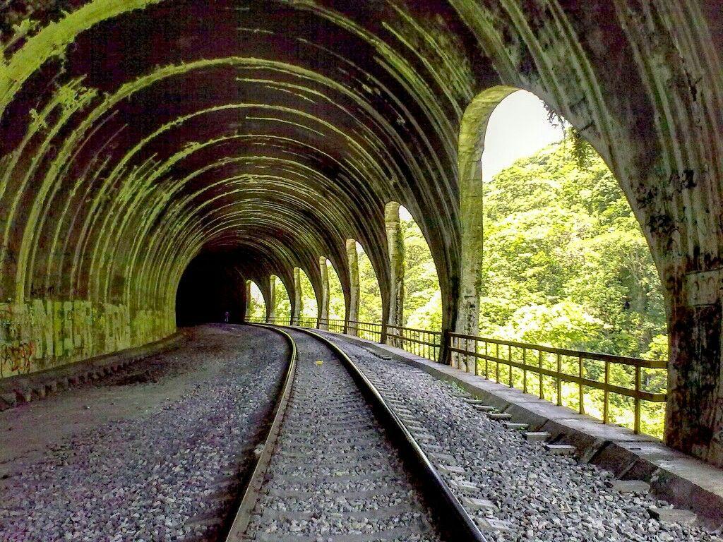 vista del tunel pensil