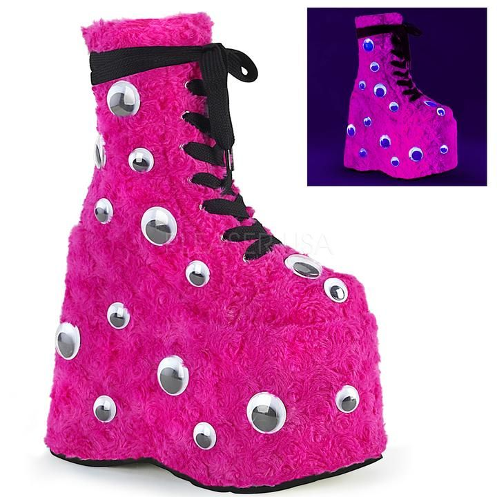 009dda95a Demonia SLAY 206 Boots in 2019 | Clothing | Boots, Shoe boots ...
