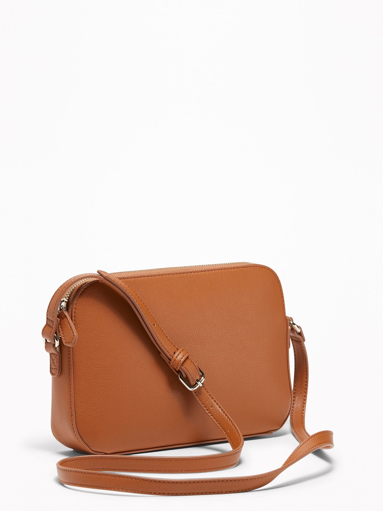 quality design Official Website where to buy Faux-Leather Cross-Body Bag for Women | things i want in ...