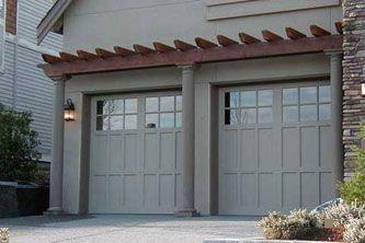 garage doors   Garage door design, Overhead garage door ...