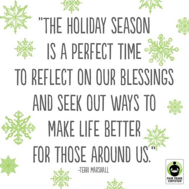 12 Inspirational Quotes About The Holidays Christmas And Winter 5