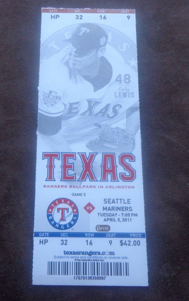 Texas rangers baseball ticket coupons