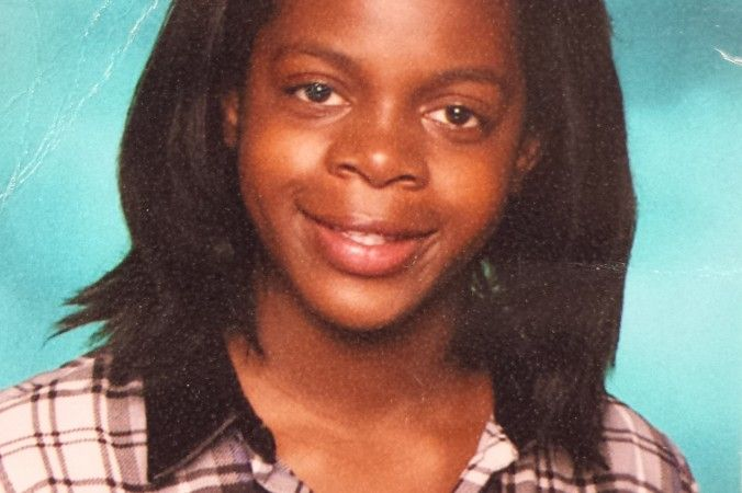 Christelle Camille, 12, who got missing in East Flatbush, Brooklyn, New York on Sept. 7, 2014. (Photo provided by NYPD)