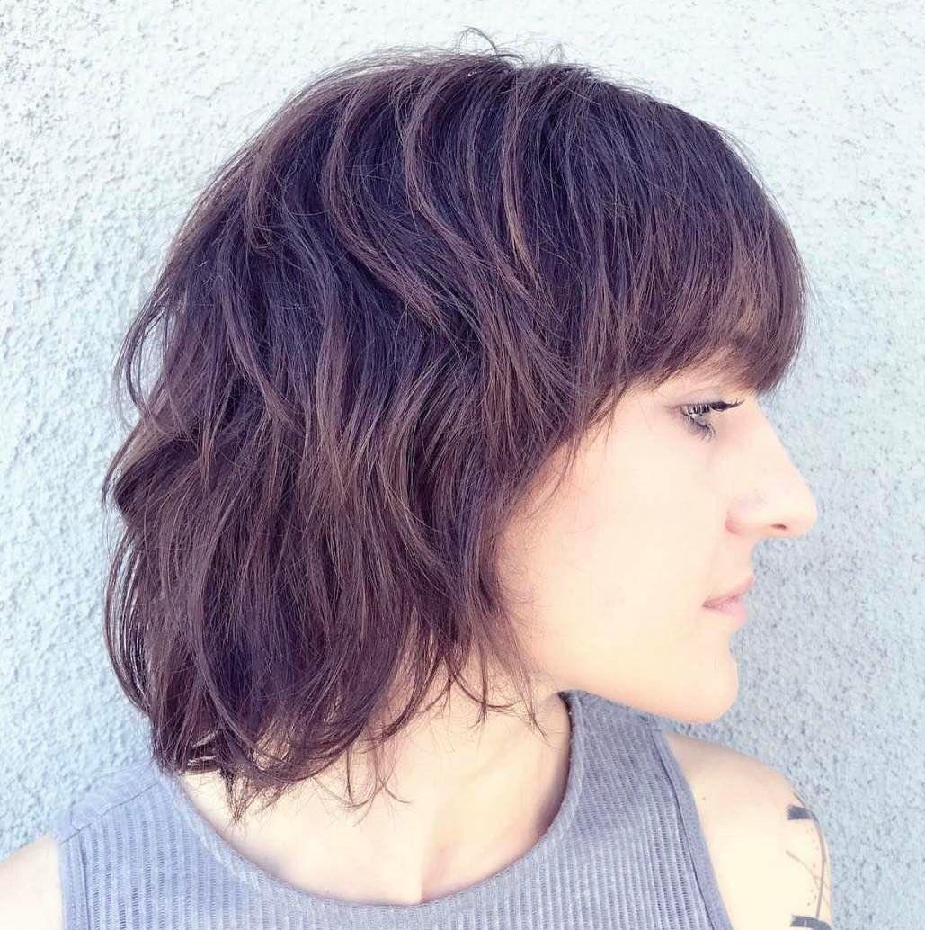 60 Most Universal Modern Shag Haircut Solutions | Hair ...