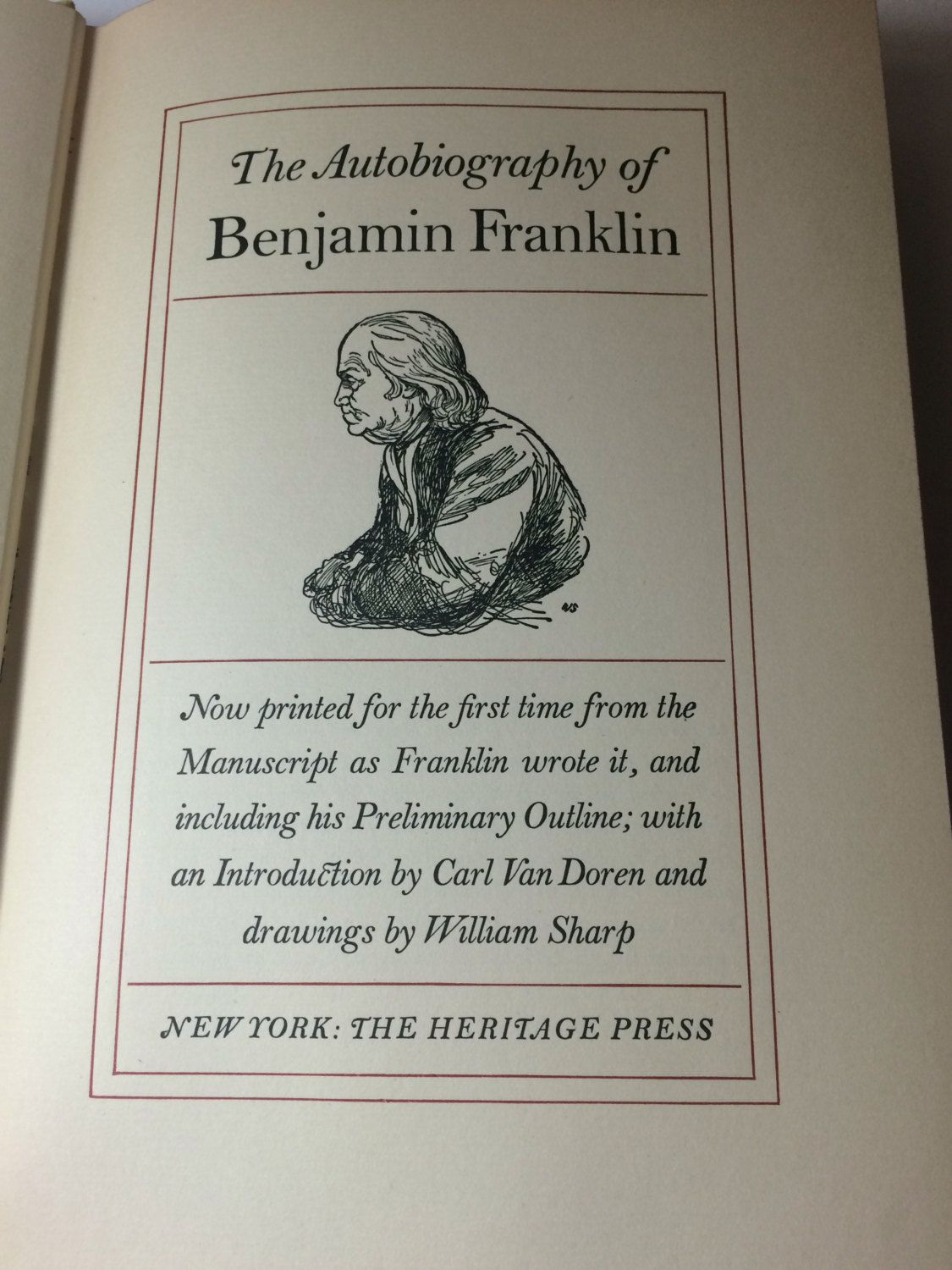 a biography of the benjamin franklin and a printers epitaph The portable benjamin franklin benjamin franklin (1706-1790) was the first american to achieve international celebrity from the colonial period of his initial fame through to the twenty-first century, he has been regarded both at home and abroad as the one person who most clearly combines the many facets of the american character.