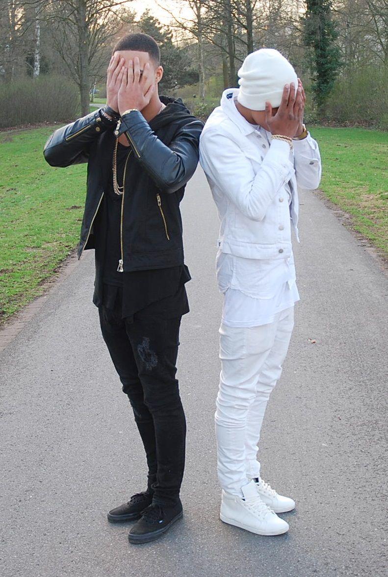 David Kombate & Jamal Kombate, Germany
