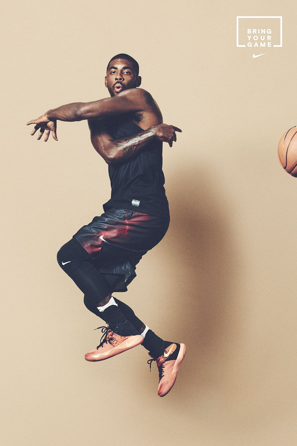 22f576586963 ... photography for advertising and editorial clients. Misha Taylor - NIKE  - Bring your Game - Artsphere