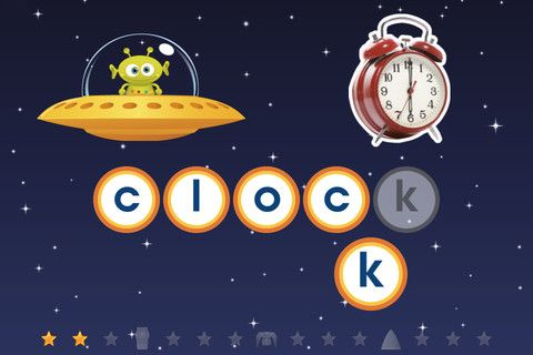 Rocket Speller - free app for young learners | Language Arts