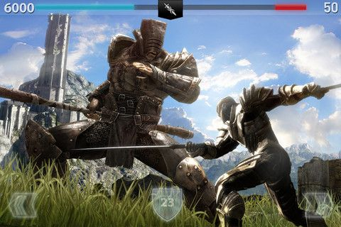 Get Infinity Blade II For Just $2 99, Infinity Blade I For