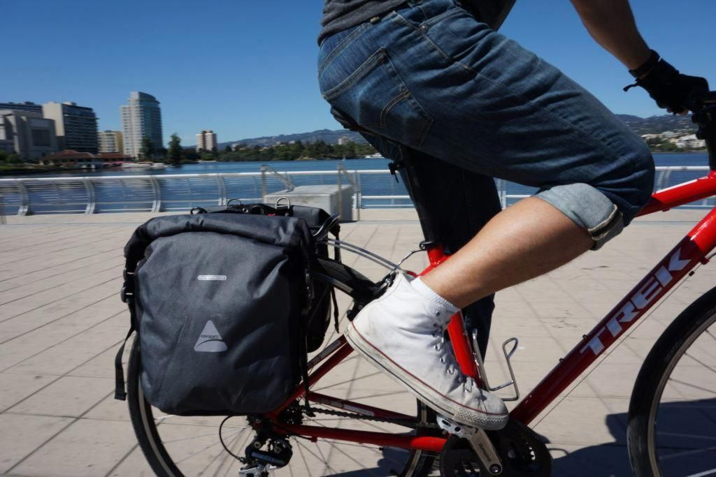 cool… | Bike panniers, Best bike rack