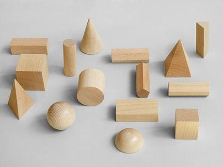 Present&Correct - Geometric Model Set