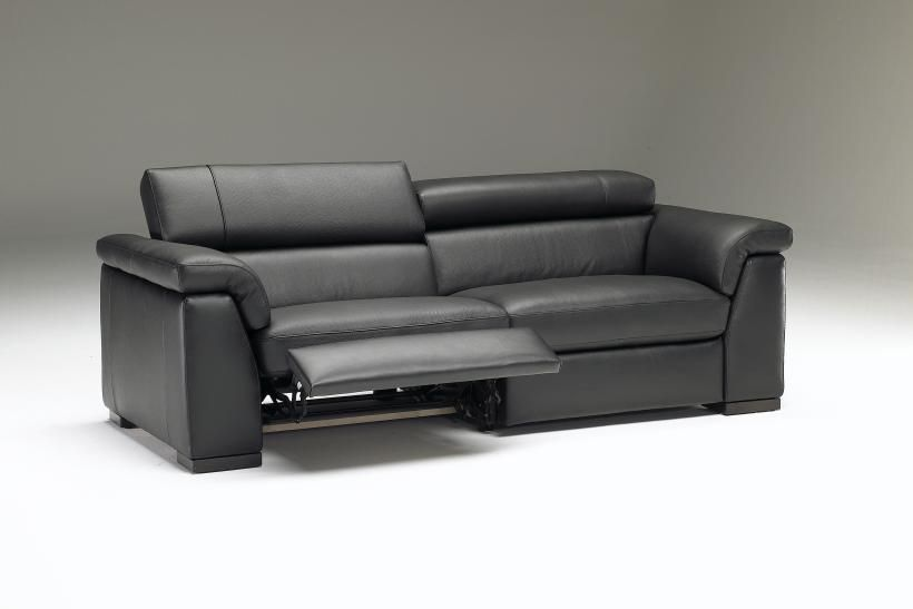 Chaise Sofa Stickley Audi has a similar Leather Power Sofa and Recliner in their Fall catalog