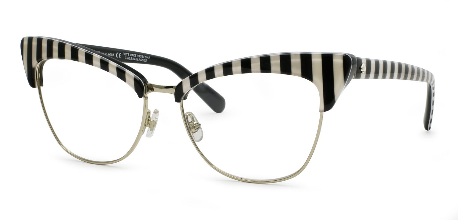 0e247abee3f Kate Spade Janna Eyeglasses -  200. Pretty sure these are gonna be my new  glasses for this year.