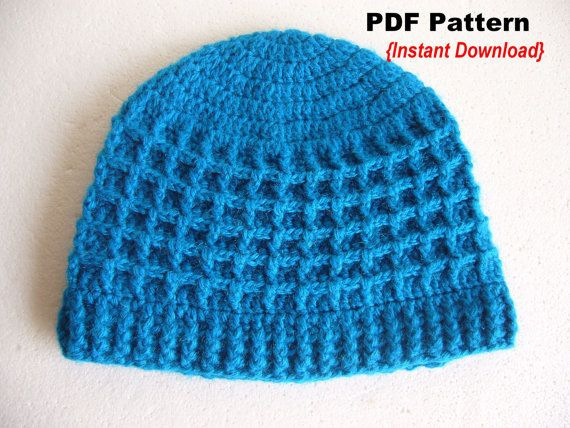Crochet Hat Pattern b4b15965e79