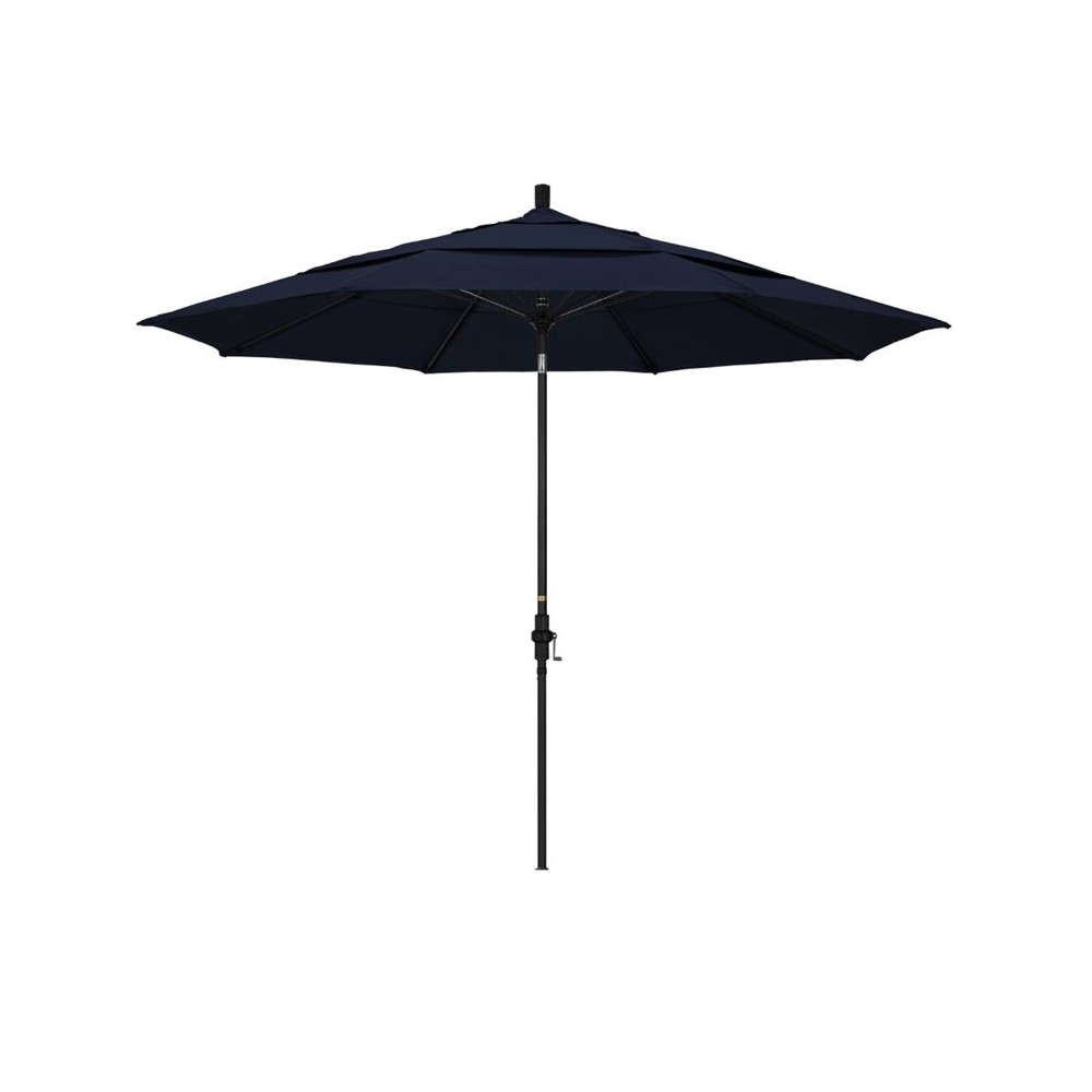 11 Patio Umbrella In Navy Blue