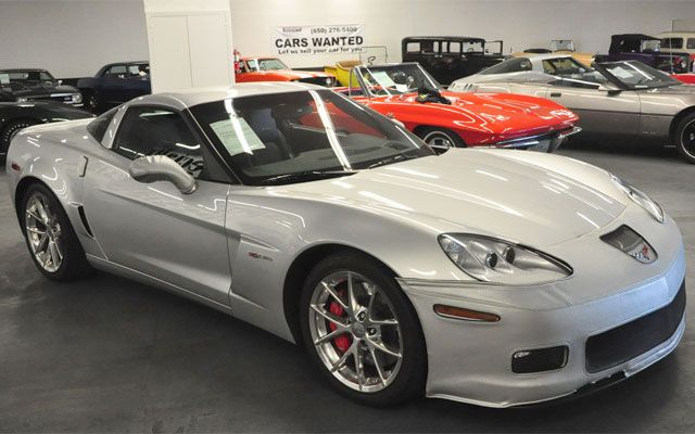 2010 Corvette Z06 - blog cars on line | Corvette C6 (ZO6 ...