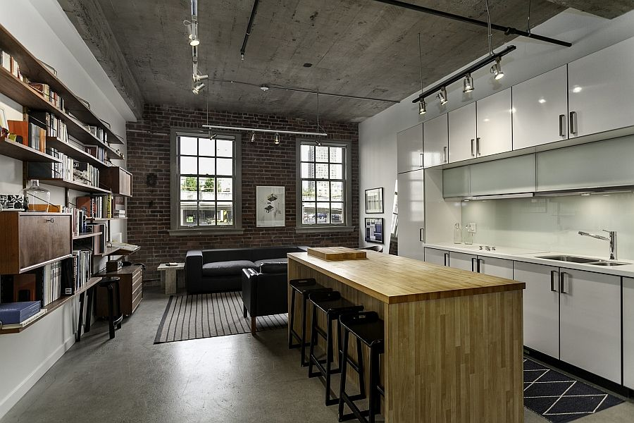 Contemporary Lofts historic loft brings together rich heritage and contemporary