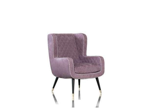 Le poltrone sono solitamente associate all'arredamento del living, ma in realtà possono. Poltroncina Da Camera Classica Malva Armchair Chair Design Furniture