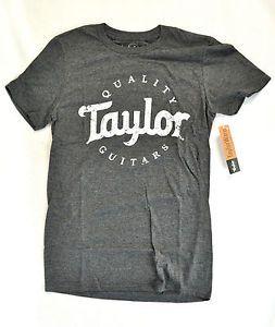 BLACK L Genuine Fender Guitars Custom Shop Logo Tee Men/'s T-Shirt LARGE