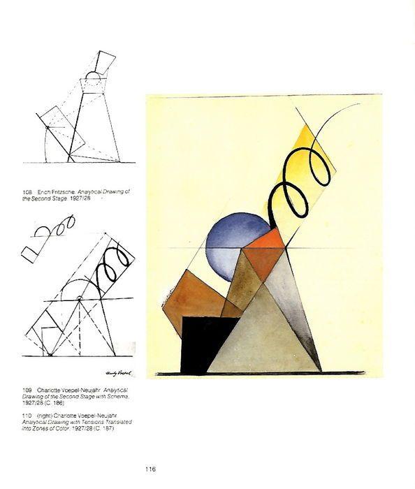 Bauhaus; Clark V. Polling Kandinsky's Teaching at the