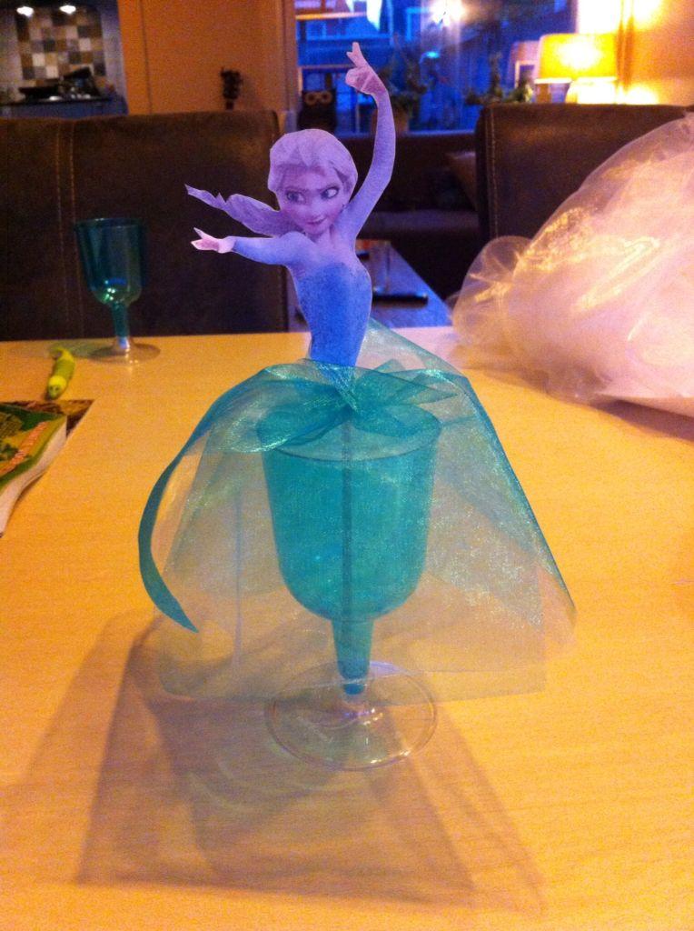 Frozen Elsa Cumple 3 Clara Cumple Decoracion Fiesta Y Cumpleaños