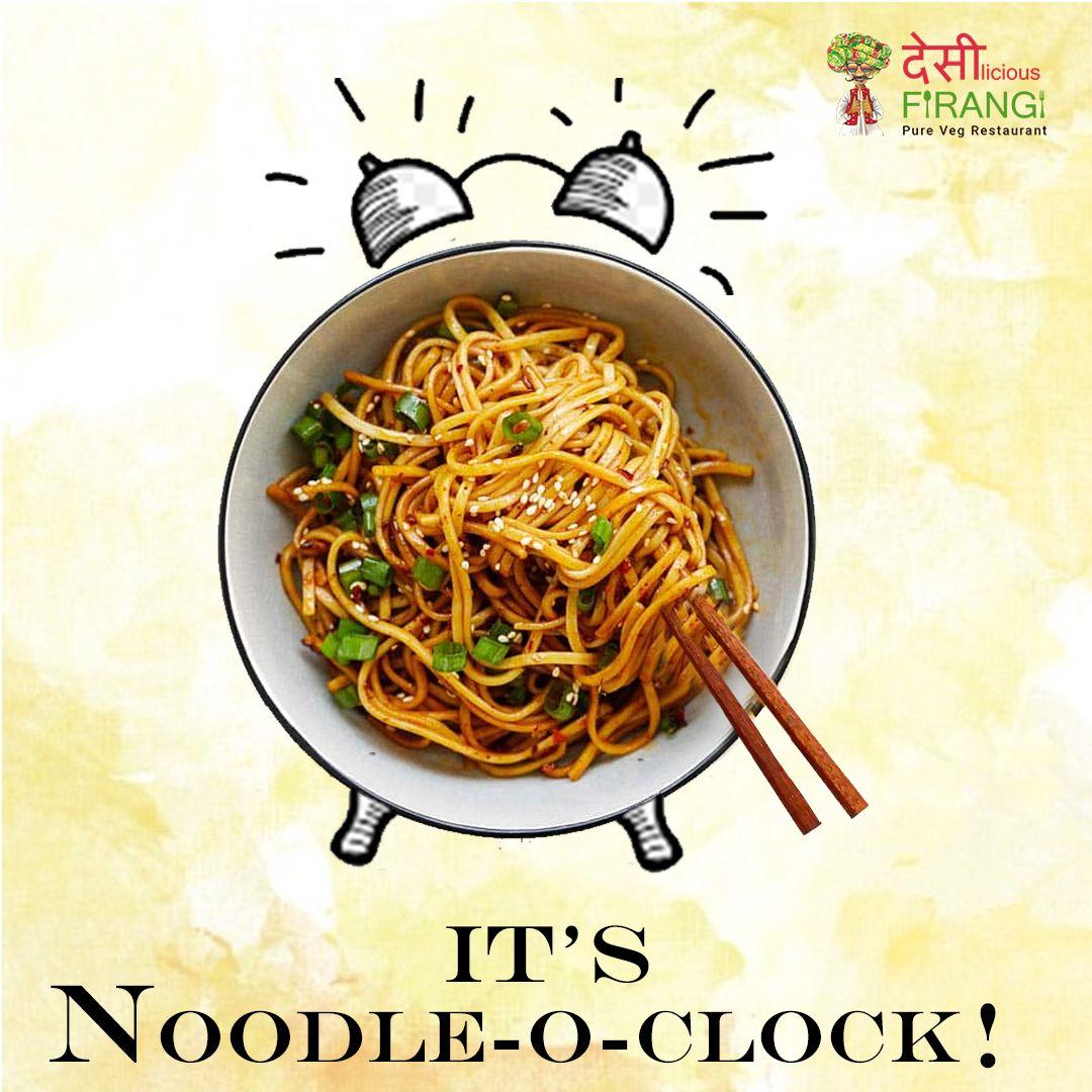Delicious Noodles At Your Doorstep In 2020 Food Veg Restaurant Food Poster Design