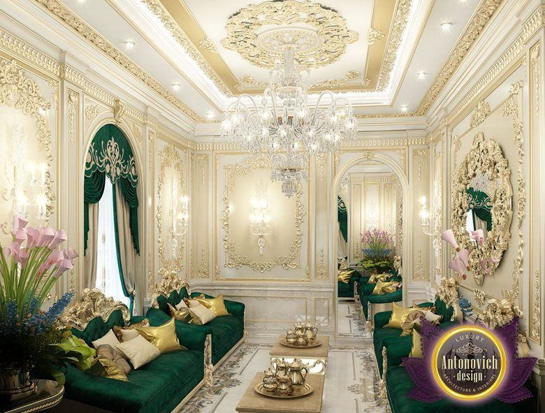 Mobili Arabi ~ Arabic house style by luxury antonovich design katrina