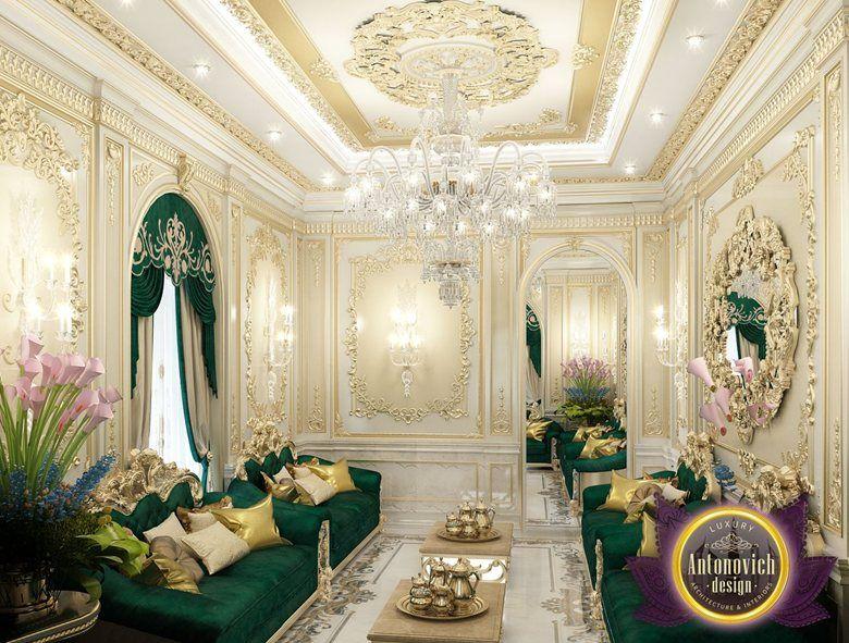 Arabic House Style By Luxury Antonovich Design Katrina