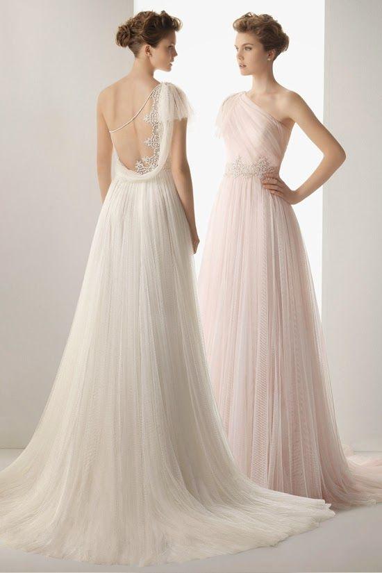 Telas para vestidos de boda