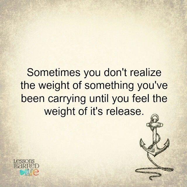 Sometimes you don't realize | Lessons learned in life ...