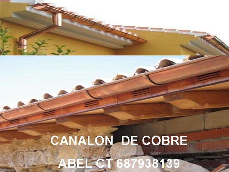 Canalon Aluminio Murcia