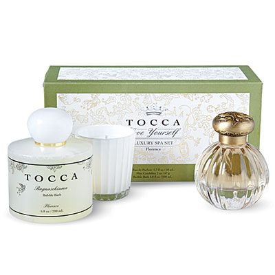 Tocca Luxury Spa Set - Christmas Gifts for Her - Southern Living