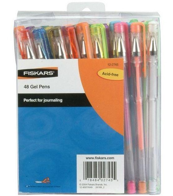 Bridget- gel pens assortment- BIG LOTS has set