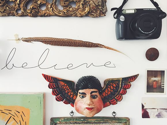 Décor Do: Build A Gallery Wall | Free People Blog #freepeople