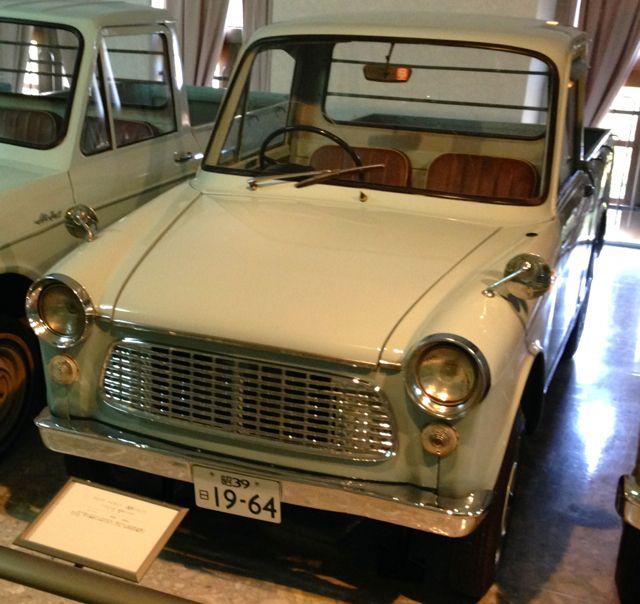 Daihatsu 4x4 Mini Truck For Sale: 1964 Daihatsu Hijet