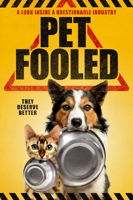 Pet Fooled Director Kohl Harrington Answers Our Questions About The Problems With Pet Food And The Shady Side Of The P Holistic Dog Food Animals Raw Pet Food